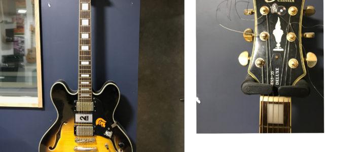 Guitare électrique COXX DELUX