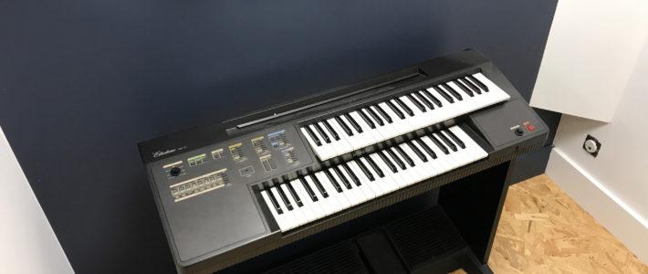 Piano orgue