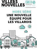 Découvrez la nouvelle équipe municipale et ses délégations dans Villers Nouvelles 66 hors-série !