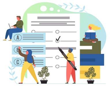 Préparation aux concours et examens professionnels 2021
