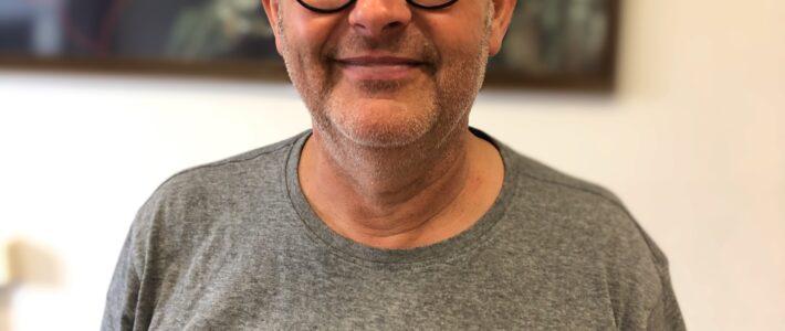 Serge Bussutil est le nouveau responsable du service logistique depuis le 1er avril 2021