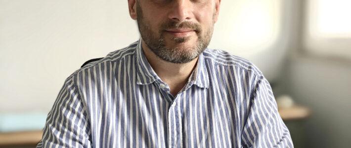 Nicolas rejoint notre équipe en qualité de directeur général adjoint