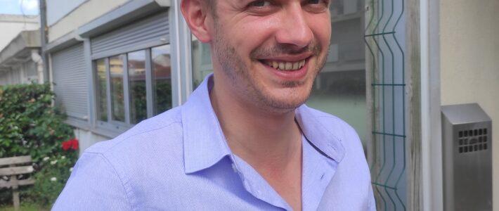 Nicolas ADAM est le nouveau Directeur des Services Techniques